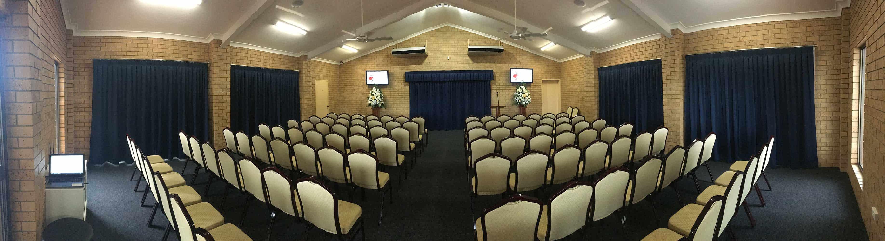 Cairns Crematorium Chapel / Funeral Parlour